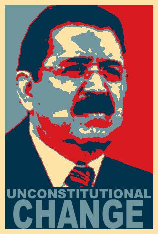 unconstitutional change