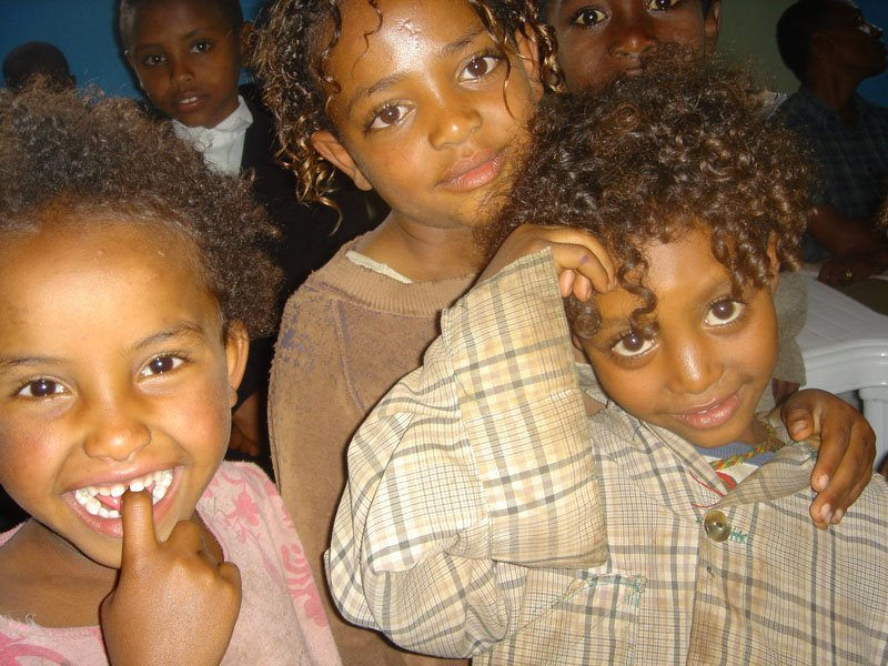 ethiopian children Jessica Simpson And Nick Lachey