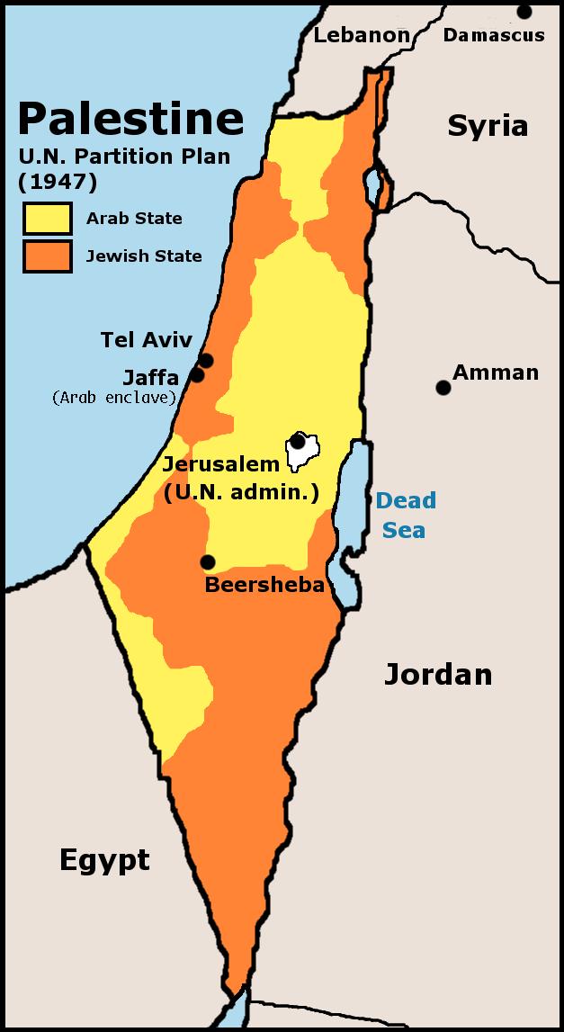 Palestine/Israel History since 1878