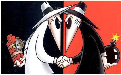 ISRAEL/USA ~~ SPY Vs SPY (1/2)
