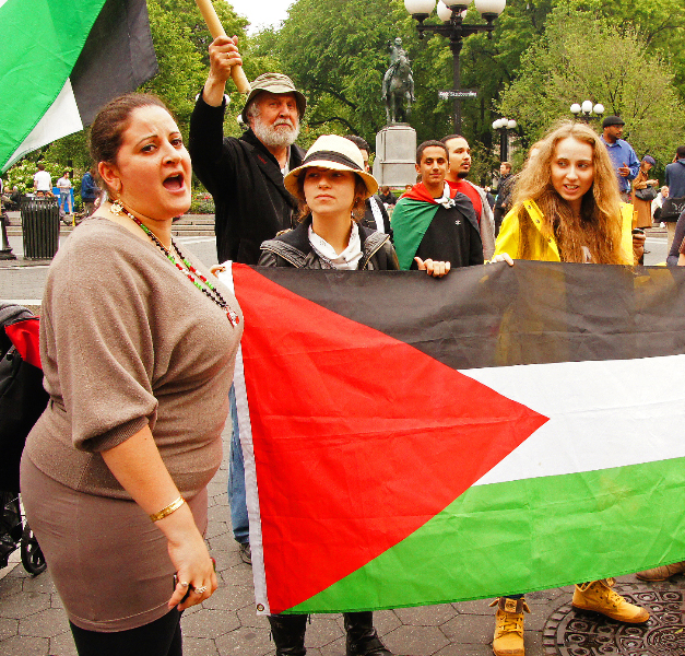 FROM UNION SQUARE TO WALL STREET, THE NAKBA REMEMBERED IN NEW YORK AND PALESTINE (4/6)