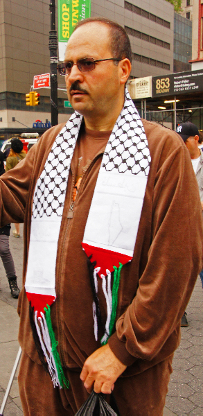 FROM UNION SQUARE TO WALL STREET, THE NAKBA REMEMBERED IN NEW YORK AND PALESTINE (5/6)