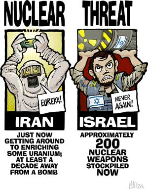 ISRAEL STILL TRYING TO JUSTIFY THE UNJUSTIFIABLE (IN MONOLOGUE) (3/3)