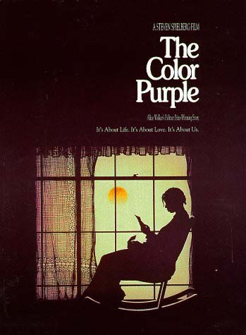 racism in the color purple