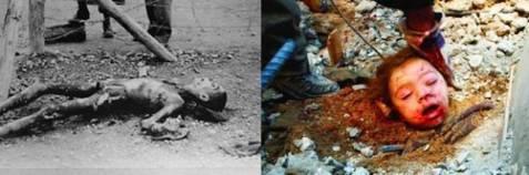 murdered gaza child
