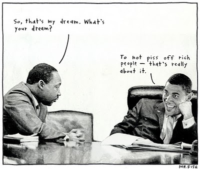 Mr.Fish.MLK&Obama