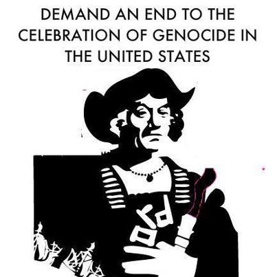 columbus genocide