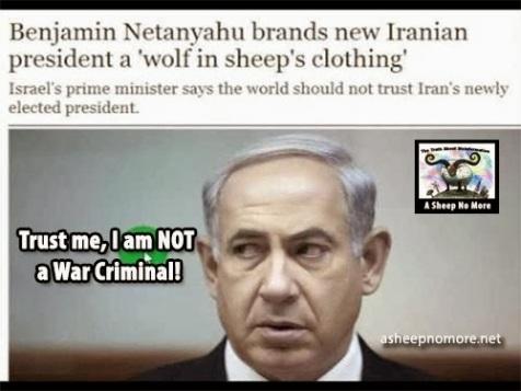 NetanyahuUNspeechIranWolfSheepClothing