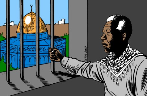 Mandela_on_Israeli_apartheid_by_Latuff2