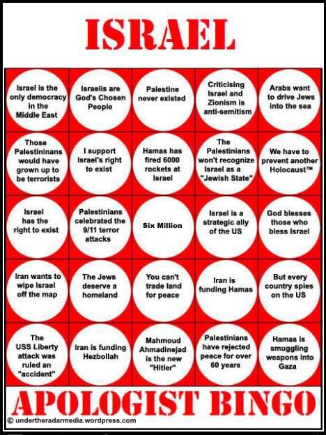israel-apoligist-bingo (2)