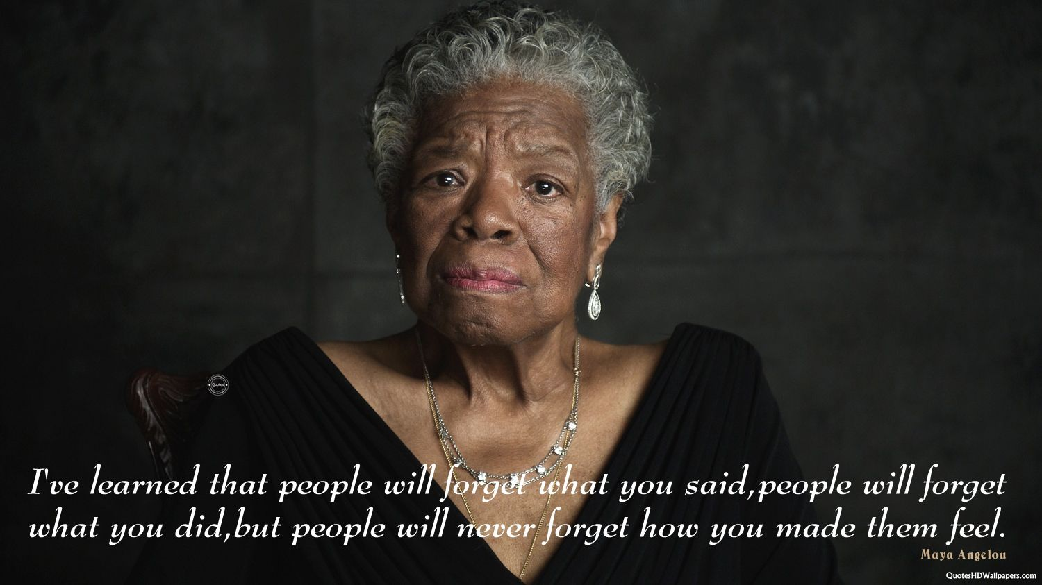Maya Angelou Quotes: Desertpeace
