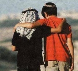 Palestinian-and-Israeli-boys