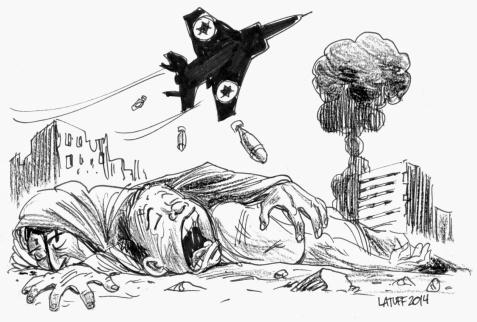 gaza-under-attack (1)