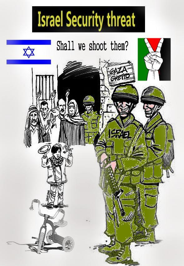 Image result for Nazi army Kills 41 Palestinians CARTOON