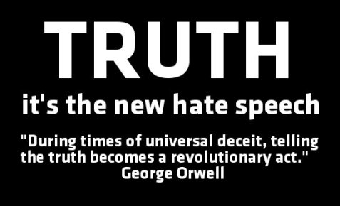 truth hate speech