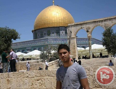 Issa Khaled al-Qatri, 22, was killed by Israeli forces early Wednesday (MaanImages)