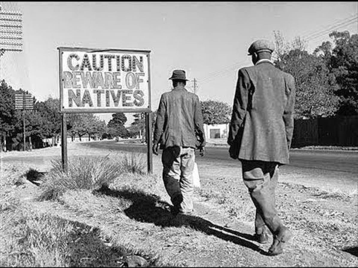 Apartheid in South Africa - History, Important Facts, and Summary