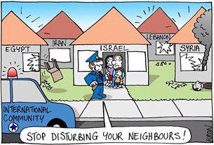 Israel obsession