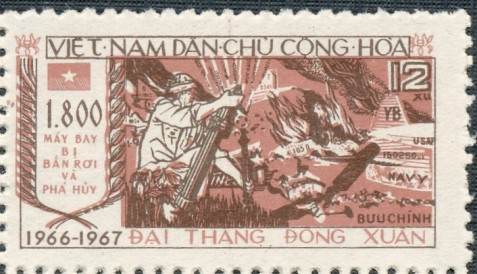 US plane shot down over North VietNam