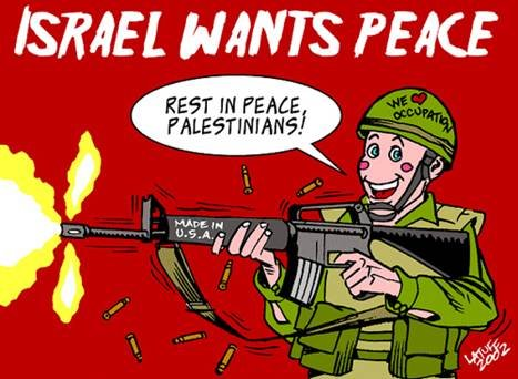 'Peace or Peaces' by Latuff