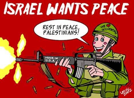 'Peace or Peaces' by Latuff