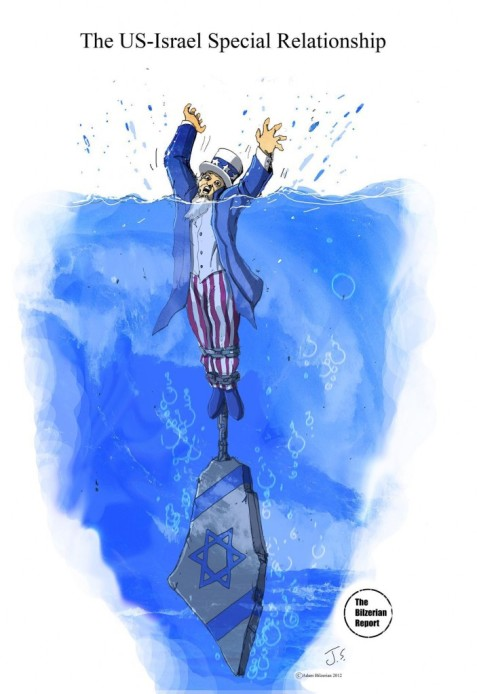 If Israel goes down, America goes with it