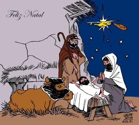 From Carlos Latuff
