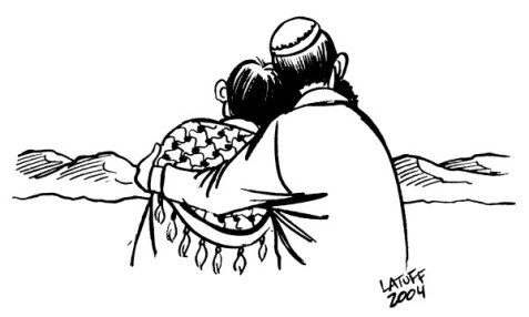 Latuff's spoof of above image