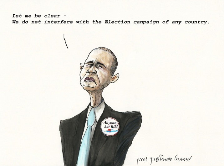 Considering the fact that he's paying for the election, he has a right to interfere ;) From