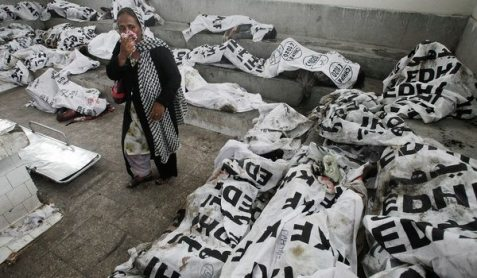 Chilling Factory Fire In Pakistan Kills Over 300…Similar To The 1911 Triangle Shirtwaist Factory Fire In The US Which Killed 146