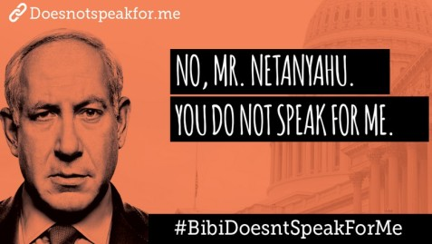 Just remember, he did not speak for me or most of Israel