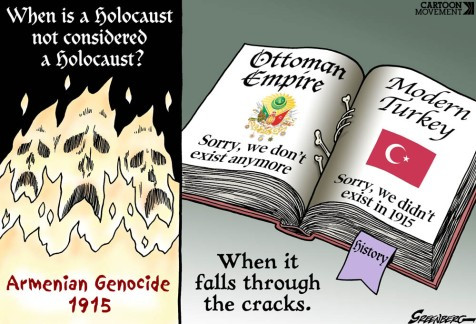 The first holocaust deniers
