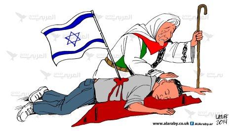 Mohammed Abu Khdeir  Image by Carlos Latuff
