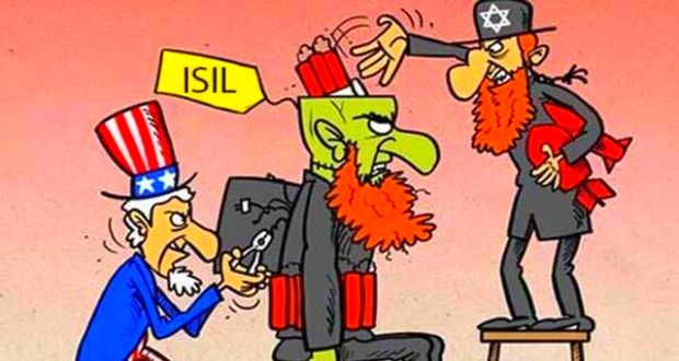 The real controllers of ISIS exposed