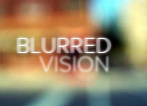 blurred-vision