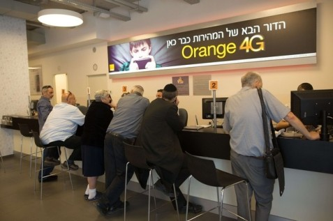 Telecoms group Orange is in Israel 'for good': CEO