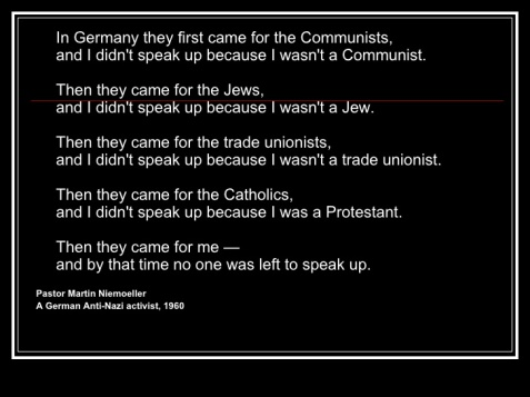 Where were the Jews?