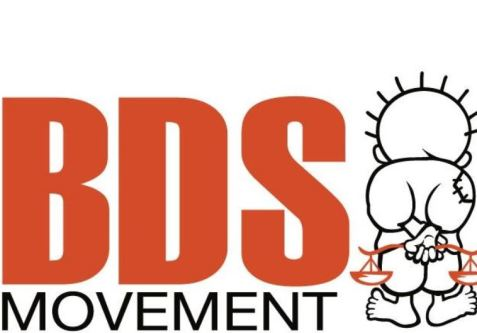 BDS logo. (photo credit:BDS)