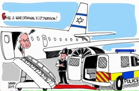 Today's Spoof by Latuff