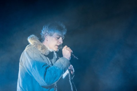 Matisyahu has a long record of supporting anti-Palestinian organizations. (DeShaun Craddock/Flickr)