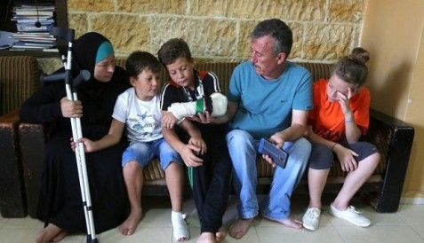 The Tamimi family