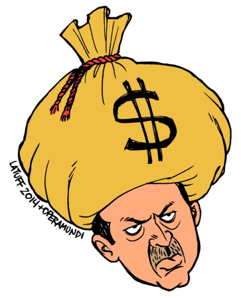 Ruthless, corrupt leaders always seduce the masses, like Erdogan and the Turks