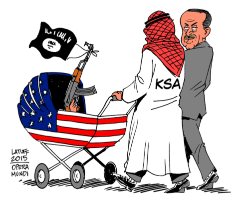 Who REALLY Backs Daesh?