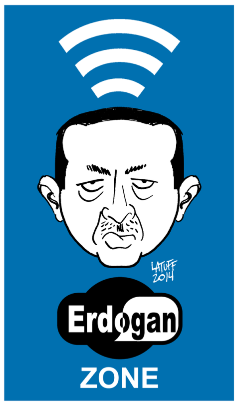 Turkey's Censorship Zone