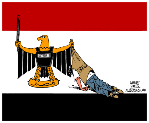 Press Freedom in Egypt