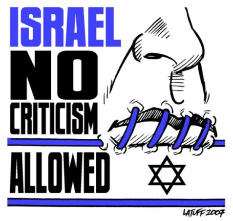 They'll Try To Remove Everything Critical to Israel From Social Medias But Won't Succeed...This Is Internet, Babe!
