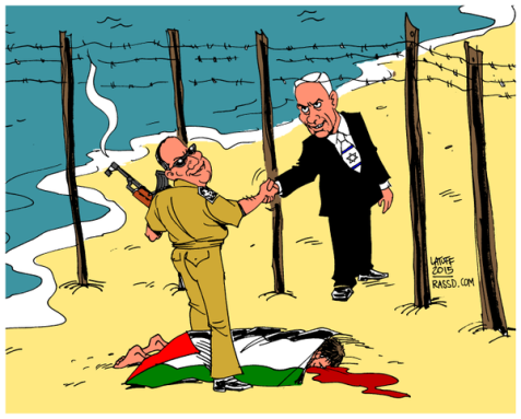 Egypt Killing of Mentally Ill Palestinian, With Blessings from Israel.