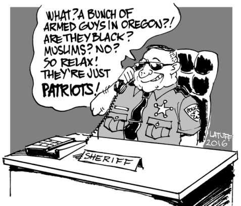 Be sure if armed guys in your area are thugs, terrorists or patriots #OregonUnderAttack