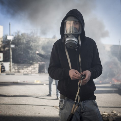 """""""The Palestinian Authority exists by agreement with Israel. The Palestinian Authority only exists to make Israelis feel safe. They work hand-in-hand with the Israeli military. In the West Bank, nobody loves them."""" Bethlehem"""