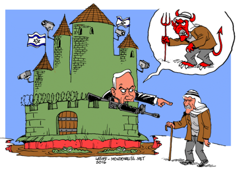 Netanyahu plans fortress Israel to protect against 'wild beasts'